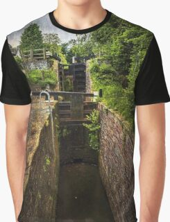 Fourteen Locks To Crumlin Graphic T-Shirt