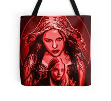CARRIE POSTER red version Tote Bag