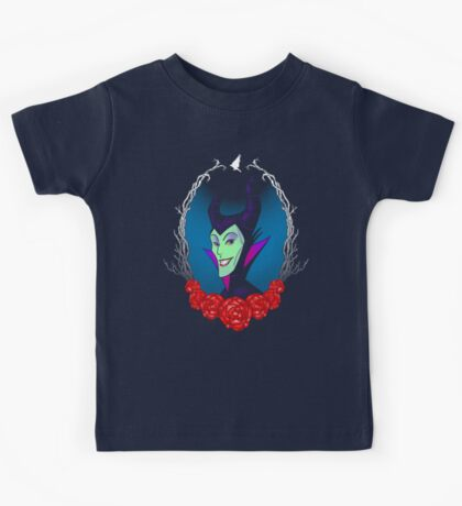 Mistress of all Evil Kids Clothes