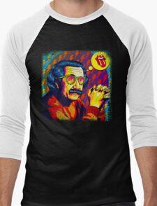 Hipsters Role Model Men's Baseball ¾ T-Shirt
