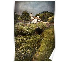 The Lock Keepers Cottage Poster