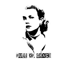 Full of Grace - Ode to Kelly by Sally McLean