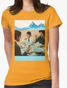 Seafood Womens Fitted T-Shirt