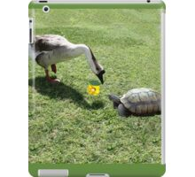 The Turtle and The Goose iPad Case/Skin