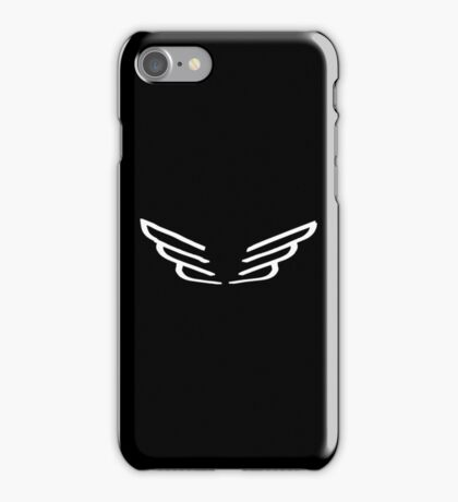 Mumford & Sons Wings iPhone Case/Skin