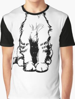 Cat Body T-Shirt Graphic T-Shirt