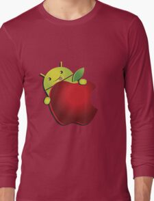 Ultimate AndroidIphone [UltraHD] Long Sleeve T-Shirt