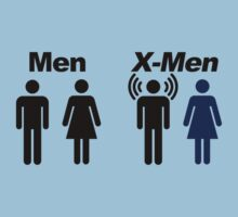 Men and X-Men by CarryOnWayward
