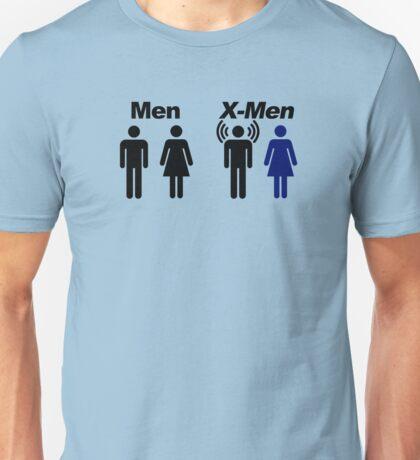 Men and X-Men Unisex T-Shirt