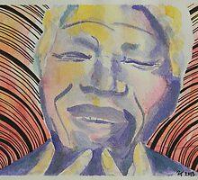 Nelson Mandela by tooty-mohr
