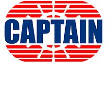 Steering wheel Captain rank insignia by Style-O-Mat