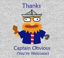 Captain Obvious Unisex T-Shirt