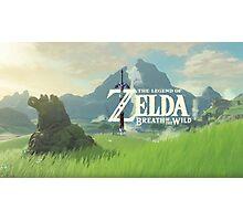 The Legend of Zelda Breath of the Wild Photographic Print