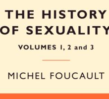 The History of Sexuality Sticker