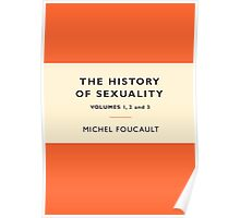 The History of Sexuality Poster