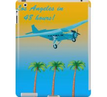 Vintage Air Travel  iPad Case/Skin