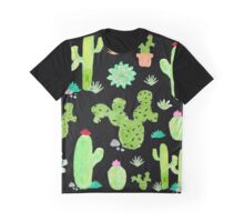 Cacti That's Why Graphic T-Shirt