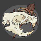 Rat Skull by Hannah Ward