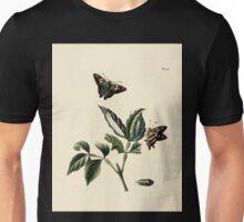 Surinaamsche vlinders  naar het leven geteekend Papillons de Surinam dessinés d'après nature Jan Sepp 1852 051 Moths Butterflies Unisex T-Shirt