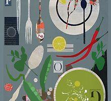 Pea Soup by Sarah Jarrett
