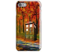 tardis beauty iPhone Case/Skin