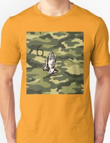 6 GOD CAMMO Unisex T-Shirt