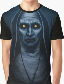 Valak Painting Graphic T-Shirt