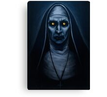 Valak Painting Canvas Print