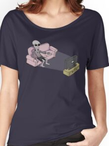 Telly Fred Women's Relaxed Fit T-Shirt