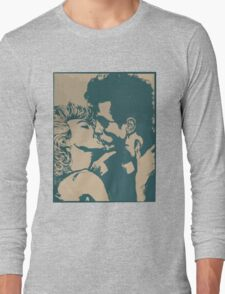 Jesse and Tulip from Preacher Long Sleeve T-Shirt