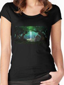 The Legend of Zelda Women's Fitted Scoop T-Shirt