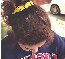 Hipster flower crown by jasbrielle