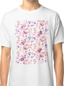 flowers everywhere Classic T-Shirt