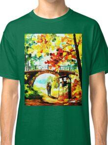 tardis scenery  Classic T-Shirt
