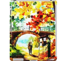 tardis scenery  iPad Case/Skin