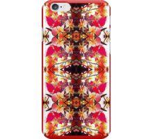 Red oriental phone case  iPhone Case/Skin