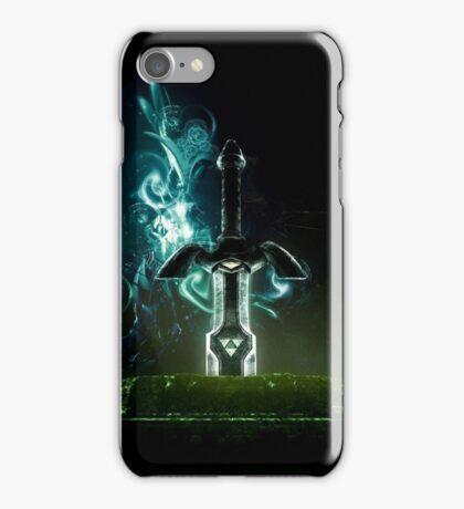 The legend of Zelda - Excalibur iPhone Case/Skin