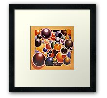Where's The Party Framed Print