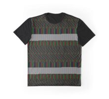 TV CRT Graphic T-Shirt