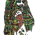 Bob Marley Vibrations by David Sanders