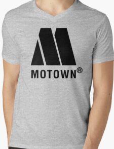 Motown Mens V-Neck T-Shirt