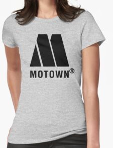 Motown Womens Fitted T-Shirt