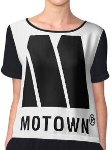 Motown Chiffon Top