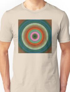 Vivid Peace - Circle Art By Sharon Cummings Unisex T-Shirt
