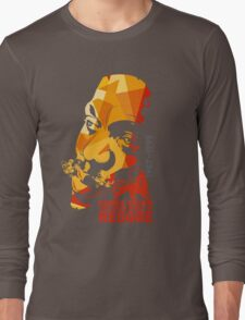 The Crown Prince Of Reggae Long Sleeve T-Shirt