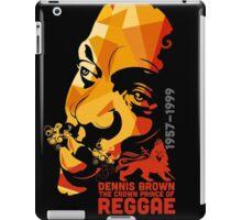 The Crown Prince Of Reggae iPad Case/Skin