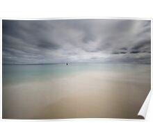 Cottelsoe Beach, WA Poster
