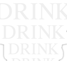 DRINK & REPEAT Sticker