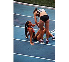World IAAF Under 18 Women's 5000M Race Walk 2015 III Photographic Print