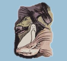 Mother of Dragons *2 Baby Tee